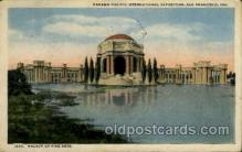 exp080342 - Palace of fine art Panama-Pacific International Exposition,  San Francisco California USA, 1915 Postcard Post Card