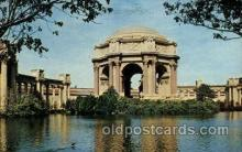 exp080350 - Palace of Fine Arts, San Francisco, California Panama-Pacific International Exposition,  San Francisco California USA, 1915 Postcard Post Card