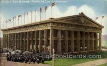 exp080367 - Oregon state building Panama-Pacific International Exposition,  San Francisco California USA, 1915 Postcard Post Card