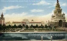 exp080388 - Palace of liberal arts Panama-Pacific International Exposition,  San Francisco California USA, 1915 Postcard Post Card