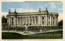 exp080393 - Washington state building Panama-Pacific International Exposition,  San Francisco California USA, 1915 Postcard Post Card