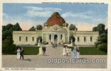 exp080404 - Alabama state building Panama-Pacific International Exposition,  San Francisco California USA, 1915 Postcard Post Card