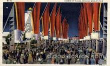 exp100005 - Chicago Worlds Fair Exposition 1933 - 1934, Postcard Post Card