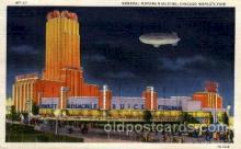 exp100006 - Chicago Worlds Fair Exposition 1933 - 1934, Postcard Post Card