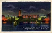 exp100015 - Chicago Worlds Fair Exposition 1933 - 1934, Postcard Post Card