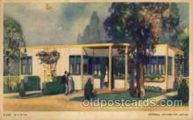 exp100020 - Chicago Worlds Fair Exposition 1933 - 1934, Postcard Post Card