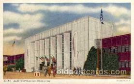 exp100021 - Chicago Worlds Fair Exposition 1933 - 1934, Postcard Post Card