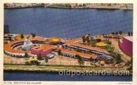 exp100033 - Chicago Worlds Fair Exposition 1933 - 1934, Postcard Post Card