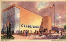 exp100035 - Chicago Worlds Fair Exposition 1933 - 1934, Postcard Post Card
