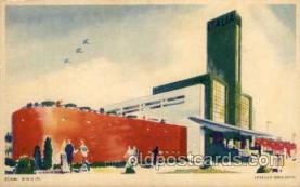 exp100036 - Chicago Worlds Fair Exposition 1933 - 1934, Postcard Post Card
