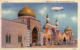 exp100038 - Chicago Worlds Fair Exposition 1933 - 1934, Postcard Post Card