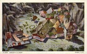 exp100040 - Chicago Worlds Fair Exposition 1933 - 1934, Postcard Post Card
