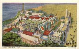 exp100041 - Chicago Worlds Fair Exposition 1933 - 1934, Postcard Post Card