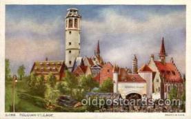 exp100044 - Chicago Worlds Fair Exposition 1933 - 1934, Postcard Post Card