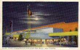 exp100048 - Chicago Worlds Fair Exposition 1933 - 1934, Postcard Post Card