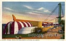 exp100049 - Chicago Worlds Fair Exposition 1933 - 1934, Postcard Post Card
