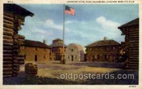 exp100050 - Chicago Worlds Fair Exposition 1933 - 1934, Postcard Post Card
