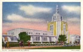 exp100051 - Chicago Worlds Fair Exposition 1933 - 1934, Postcard Post Card