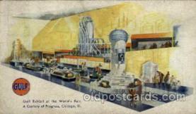 exp100052 - Chicago Worlds Fair Exposition 1933 - 1934, Postcard Post Card