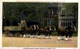 exp100053 - Chicago Worlds Fair Exposition 1933 - 1934, Postcard Post Card