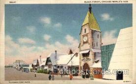 exp100064 - Chicago Worlds Fair Exposition 1933 - 1934, Postcard Post Card