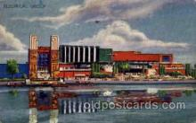 exp100069 - Chicago Worlds Fair Exposition 1933 - 1934, Postcard Post Card