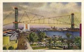 exp100076 - Chicago Worlds Fair Exposition 1933 - 1934, Postcard Post Card