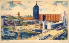 exp100078 - Chicago Worlds Fair Exposition 1933 - 1934, Postcard Post Card
