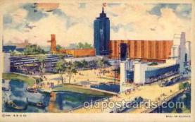 exp100078 - Chicago Worlds Fair Exposition 1933 - 1934, Postcard Post Card