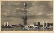 exp100079 - Chicago Worlds Fair Exposition 1933 - 1934, Postcard Post Card
