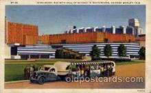 exp100080 - Chicago Worlds Fair Exposition 1933 - 1934, Postcard Post Card