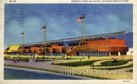 exp100093 - Chicago Worlds Fair Exposition 1933 - 1934, Postcard Post Card