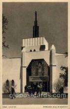 exp100101 - Chicago Worlds Fair Exposition 1933 - 1934, Postcard Post Card