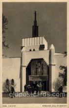 exp100101 - Chicago Worlds Fair Exposition 1933 - 1934, Postcard Post Card