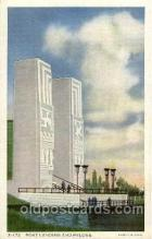 exp100103 - Chicago Worlds Fair Exposition 1933 - 1934, Postcard Post Card