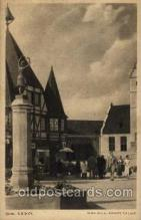 exp100108 - Chicago Worlds Fair Exposition 1933 - 1934, Postcard Post Card