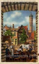 exp100110 - Chicago Worlds Fair Exposition 1933 - 1934, Postcard Post Card