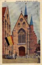 exp100111 - Chicago Worlds Fair Exposition 1933 - 1934, Postcard Post Card