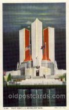 exp100112 - Chicago Worlds Fair Exposition 1933 - 1934, Postcard Post Card