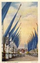 exp100116 - Chicago Worlds Fair Exposition 1933 - 1934, Postcard Post Card