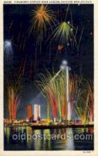 exp100123 - Chicago Worlds Fair Exposition 1933 - 1934, Postcard Post Card