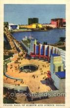 exp100124 - Chicago Worlds Fair Exposition 1933 - 1934, Postcard Post Card