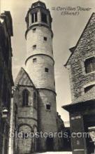 exp100127 - Carillon Tower 1933 Chicago, Illinois USA Worlds Fair Exposition Postcard Post Card