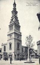 exp100132 - Christ Church Newgate 1933 Chicago, Illinois USA Worlds Fair Exposition Postcard Post Card