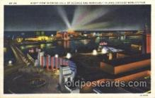 exp100218 - Hall of Science 1933 Chicago, Illinois USA Worlds Fair Exposition Postcard Post Card