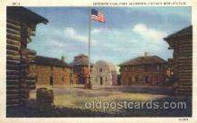 exp100233 - Fort Dearborn 1933 Chicago, Illinois USA Worlds Fair Exposition Postcard Post Card