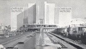 exp100254 - Illinois Host House 1933 Chicago, Illinois USA Worlds Fair Exposition Postcard Post Card