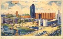 exp100273 - Hall of Science Chicago Worlds Fair 1933, Exposition Postcard Post Card