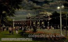 exp120003 - Manufacturer's Building, Canadian National Exposition, Toronto Canada, 1936 Worlds Fair Postcard Post Card