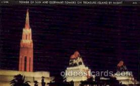 exp130013 - Golden Gate Exposition 1939 - 1940, California World's Fair on San Francisco Bay, Postcard Post Card